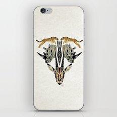 savane iPhone & iPod Skin