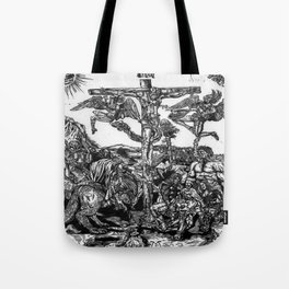 Hemmorrhage Tote Bag
