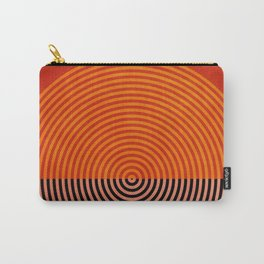 lines and shapes 1 abstract geometric Carry-All Pouch