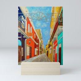 Old San Juan Mini Art Print