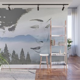 In a Dream Wall Mural