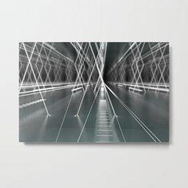 Transit #1 Metal Print