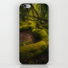 Magical forest - Ireland (RR237) iPhone Skin