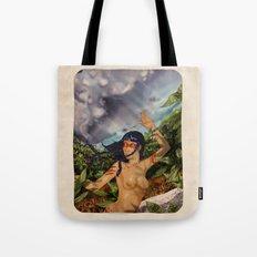 Taino girl Tote Bag