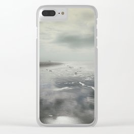 ocean dreams Clear iPhone Case