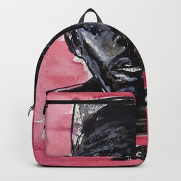 IGOR,tyler,album,cover,drawing,painting,wall art,original artwork,poster,shirt,cool,dope,print,music Backpack