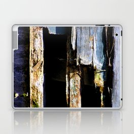 Battered House Boat 2 Laptop & iPad Skin