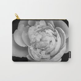 Peony Photography B&W Carry-All Pouch