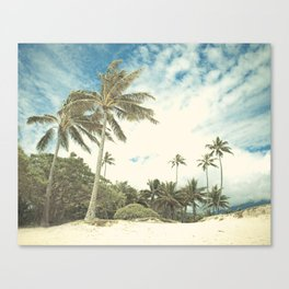 Trade Winds (Oahu Hawaii) Canvas Print