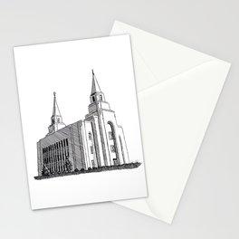 Kansas City LDS Temple Stationery Cards