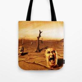Gritos Tote Bag