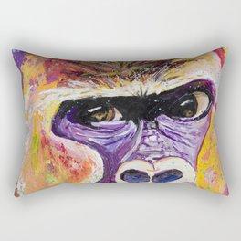 Wild In Thought Rectangular Pillow