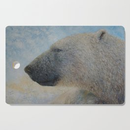 Polar Bear Cutting Board
