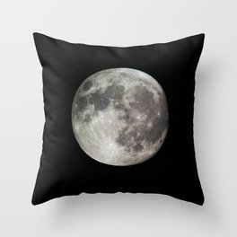 Moon Throw Pillow