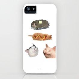 Dank Cat Memes iPhone Case