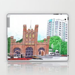 King's Gate, Kaliningrad Laptop & iPad Skin