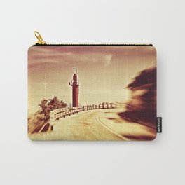 Lighthouse on the road Carry-All Pouch