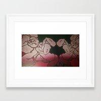 popeye Framed Art Prints featuring popeye  by Jide