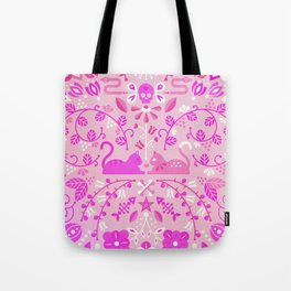 Kitten Lovers – Pink Ombré Tote Bag