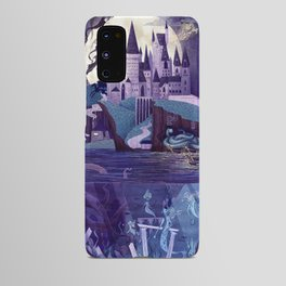 The Castle on the Hill Android Case