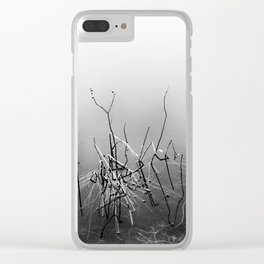 Echoes Of Reeds 4 Clear iPhone Case