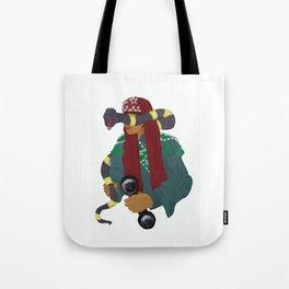 Gnawa Boy Tote Bag