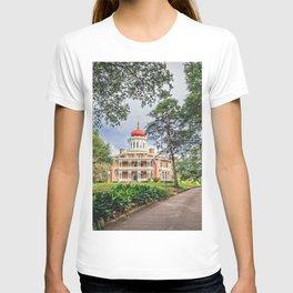 Octagon House - Longwood in Natchez T-shirt