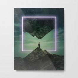 For Better Or Worse Metal Print