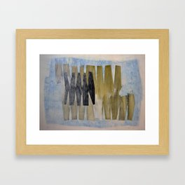 The Interruption Framed Art Print