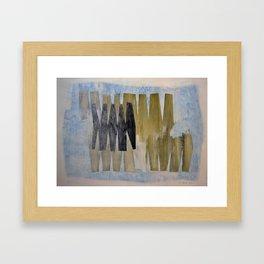 The Interruption Framed Art Print