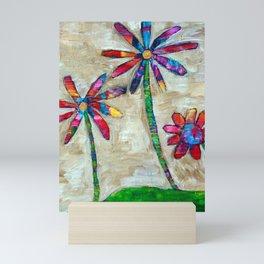 Bloom Trees Mini Art Print