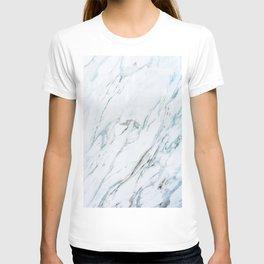 Classic White Marble T-shirt