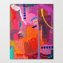 Sean Canvas Print