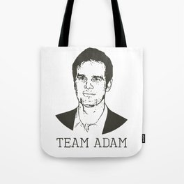 Team Adam Tote Bag