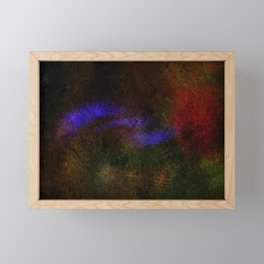 Concept digital : Raising Framed Mini Art Print