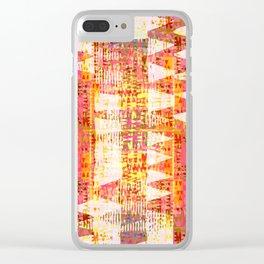 Bright intermeZZo Clear iPhone Case