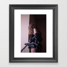 staircases Framed Art Print