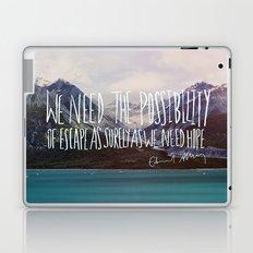 Escape x Alaska Laptop & iPad Skin