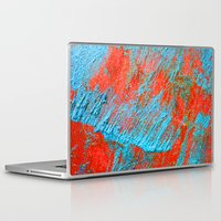 coral Laptop & iPad Skins featuring Coral  by haroulita