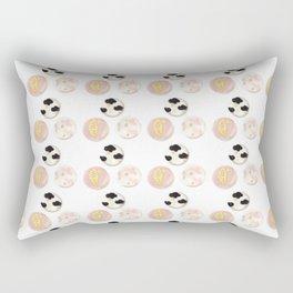 ice cream and clouds Rectangular Pillow