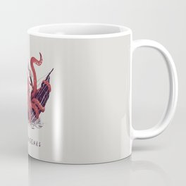 squid goals #squadgoals shirt Coffee Mug