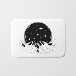 Crystal Ball Bath Mat