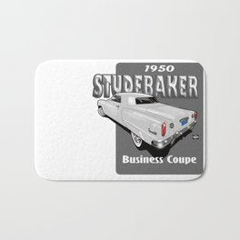 1950 Studebaker Business Coupe Bath Mat