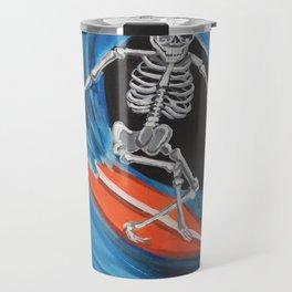 Surfer Muerto Travel Mug