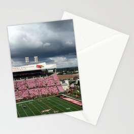 Storm at UofL Game Stationery Cards