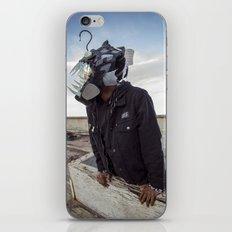 Doernbecher 5 Angler Fish Sneakerhead Gas Mask iPhone & iPod Skin