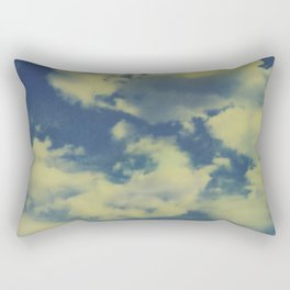 Instant Series: Clouds II Rectangular Pillow