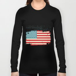 1776 4th of July Independence Day Gift Long Sleeve T-shirt