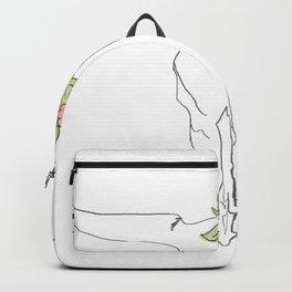 Blossom Bull Backpack