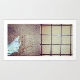 THERMAL 2 57 // 18 Art Print